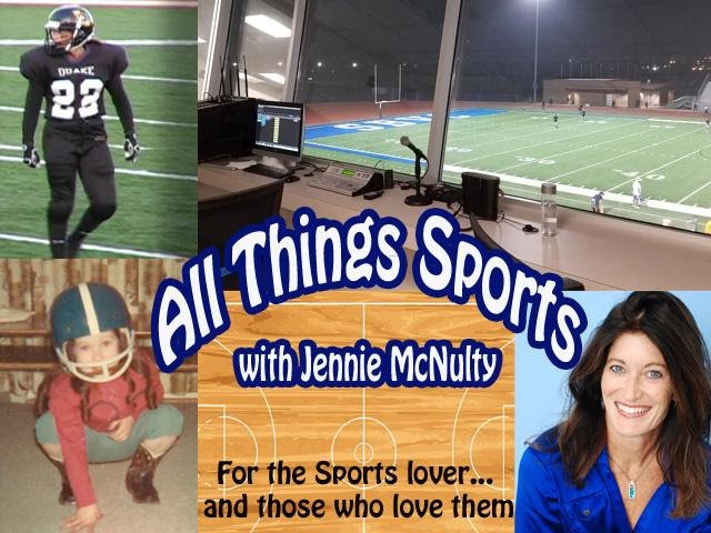 Jennie McNulty - All Things Sports